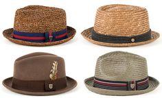 Brixton Hats at werd.com