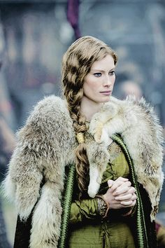 """Aslaug l Vikings 3.05 ""The Usurper"" [x] """