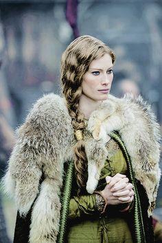 Aslaug : Vikings