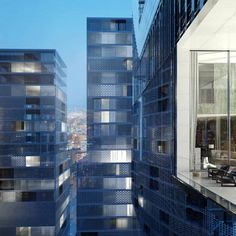 486 Mina El Hosn / LAN Architecture