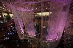 The Chandelier Bar.....I've been here. So cool!