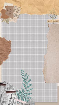 Paper Background Design, Powerpoint Background Design, Flower Background Wallpaper, Cute Wallpaper Backgrounds, Pretty Wallpapers, Iphone Wallpaper Tumblr Aesthetic, Aesthetic Pastel Wallpaper, Aesthetic Wallpapers, Aesthetic Template