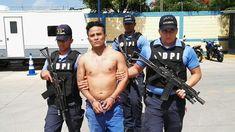 Policía Nacional detiene cabecilla de Pandilla 18 en la capital