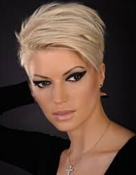 Image result for short hairstyles for oval faces