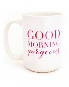 good morning Gorgeous! http://rstyle.me/n/pai3vnyg6