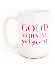 good morning Gorgeous! http://rstyle.me/n/pai3vnyg6