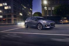 2018 Hyundai Elantra GT Sport HDWallpaper
