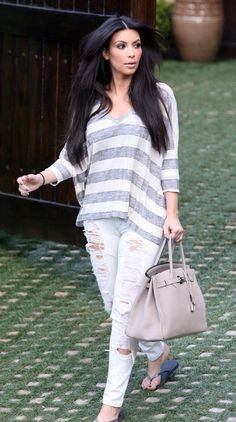 Kim Kardashian  http://Thestylestash.com