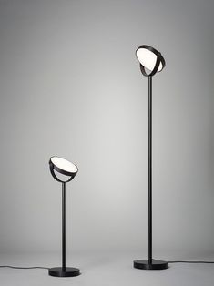 This task and reading lamp can be so thin because it uses LED lighting. LAMP 11811 BY KLEMENS SCHILLINGER
