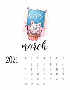 Today Calendar, Cute Calendar, Print Calendar, Kids Calendar, Calendar Pages, Calendar Design, 2021 Calendar, Calendar Ideas, Pretty Writing