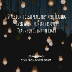 Kygo stargazing lyrics