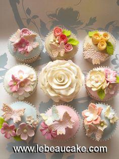 Pretty Pastels class - Le Beau Cake