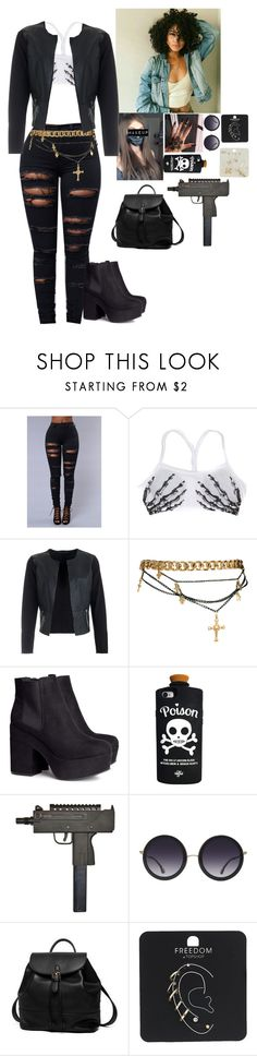 """🎃🎃"" by bxbygirlslays ❤ liked on Polyvore featuring River Island, H&M, xO Design, Valfré, Alice + Olivia, Princess Carousel, Topshop and Miss Selfridge"