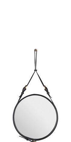 Adnet Wall Mirror Circular