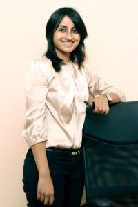 Richa Kar who launched Zivame, a pioneer in the online lingerie shopping space in India.