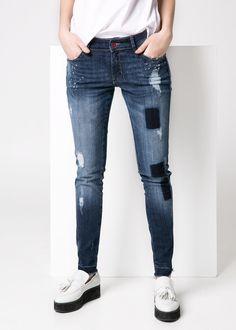 Jeans super slim Arizona