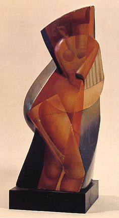 Alexander Archipenko: The Bather (1915)