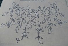 ru / Фото – vysivka hladka – – Lifestyles, lifestyles and standard of living The interdependencies and … Hand Embroidery Patterns Free, Embroidery Flowers Pattern, Embroidery Transfers, Applique Patterns, Hand Embroidery Designs, Embroidery Stitches, Cross Stitch Patterns, Machine Embroidery, Brazilian Embroidery