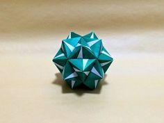 origami sonobe variation tutorial