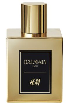 Balmain H&M Pierre Balmain perfume - a new fragrance for women 2015