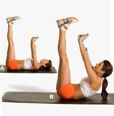 Como fazer abdominais com as pernas. Existem muitas técnicas para fazer abdominais e, conseguir assim uma barriga chapada, musculosa e sem flacidez. Existem inúmeras formas de colocar os músculos da zona a trabalhar e conseguir exibir o ...