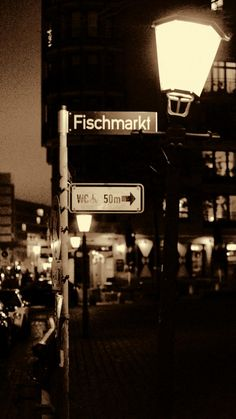 """Nichts sagt so sehr """"Hamburg"""" wie der Fischmarkt."""