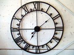 アンティーク風壁掛け時計