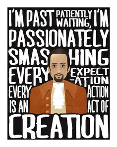 [ ABOUT ] Like the rest of the world, Im kind of obsessed with Lin-Manuel Mirandas incredible musical, Hamilton, and I couldnt help but pay tribute