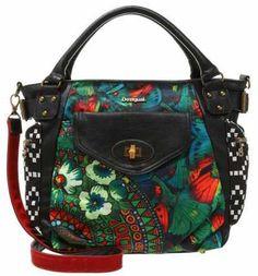 Bolsos De Asa Corta Multicolores De Mujer  Los bolsos de asa corta multicolores de mujer están pensados para ofrecer la…