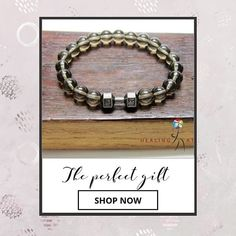 Smoky Quartz Fit Bracelet  Follow us on Social Media to be the first to see new products & sales.  SHOP URL IN BIO  Shop: . Check out our products now: ... #etsygifts #etsyshop #etsyseller #instajewelry #love #picoftheday #photooftheday #instafollow #instagood #instashop #onlineshopping #gemstoneshop #instacool #loveit #musthave#healingatlas #reikicharged #crystalbracelets #gemstoneBracelets #crystalreiki #Miami #gemstonechakrabracelets #chakrabracelets #crystalchakrabracelets #chakra…