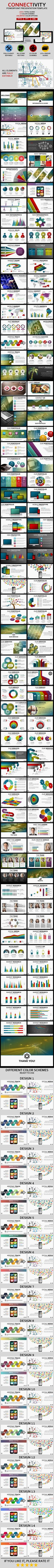 Connectivity (PowerPoint Templates)