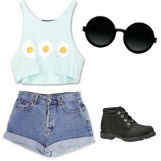 Untitled #154 by sophia-solzbacher on Polyvore featuring polyvore fashion style Timberland Moscot Calvin Klein