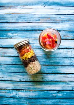 Burrito Bowls – Quick Lunch Solutions. Healthy QUICK lunch