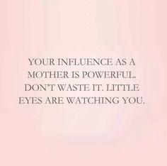 Always watching.