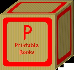 P is for Printable Books: Building a Home Library