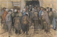 Vincent van Gogh, The Poor and Money (1882)