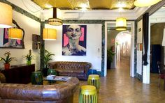 Casa Gracia Barcelona Hostel, Barcelona, Hostels for Design Lovers