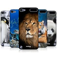 HEAD CASE WILDLIFE PROTECTIVE BACK CASE COVER FOR APPLE iPOD TOUCH 5G 5TH GEN