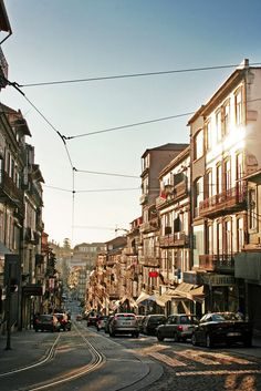 Porto, Portugal. Id love to go to Portugal  <3
