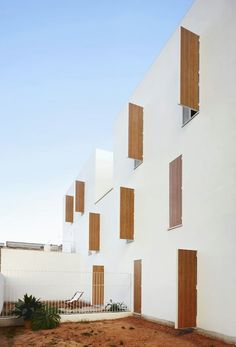 Social Housing In Sa Pobla / RipollTizon | AA13 – blog – Inspiration – Design – Architecture – Photographie – Art