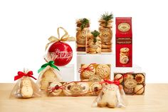 Gorumet, all butter, Canadian shortbread cookies are the perfect stocking stuffer for anyone on your list!