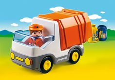 Camion poubelle - PLAYMOBIL® France