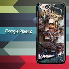 Howl'S Moving Castle Z0087 Google Pixel 2 Case