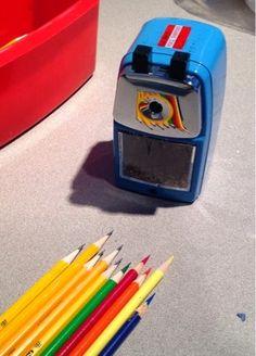 Organized Chaos: Best Pencil Sharpener EVER