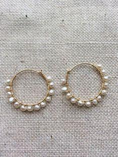 Pebble Stud Earrings in Sterling Silver, sterling silver circle earrings, silver earrings, sterling silver earrings, stud earrings - Fine Jewelry Ideas Small Gold Hoop Earrings, Unique Earrings, Silver Earrings, Diamond Earrings, Initial Earrings, Pearl Earrings, Dior Earrings, Peridot Earrings, Initial Jewelry
