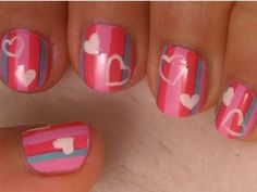 Hearts and strips
