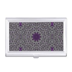 Silver Celtic Kaleidoscope Tile 325