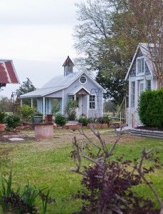 The Prairie by Rachel Ashwell- Cottages for rent in Texas, Round Top