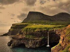 Ilha de Vágar