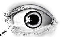#corelpainter #digitalart #eye #digitaleye